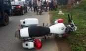 Huế: Một Cảnh sát giao thông hi sinh khi làm nhiệm vụ