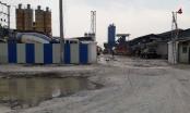 Hoài Đức (Hà Nội): 100% trạm trộn bê tông không phép, gây ô nhiễm