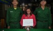 Nghệ An: Bắt quả tang một phụ nữ buôn bán gần 1kg ma túy