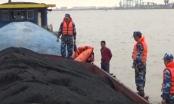 Cảnh sát Biển bắt giữ tàu chở 600 tấn than lậu