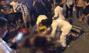 Vụ nam thanh niên bị đâm gục ở đường Võ Chí Công: Mâu thuẫn do... tiểu bậy