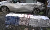 Đồng Tháp: Lái xe chở thuốc lá lậu gây tai nạn chết người rồi bỏ trốn
