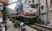 Hà Nội: CSGT ra quân xử lý vi phạm đường sắt