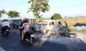 Bắt 6 đối tượng trong vụ giết người, đốt xe ô tô ở Hậu Giang
