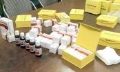 Hà Nội: Bắt đối tượng buôn thuốc trị ung thư giả