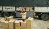 Thanh Hóa: Phát hiện xe ô tô chở đồ chơi bạo lực