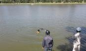 Lâm Đồng: Phát hiện thi thể người đàn ông dưới hồ Xuân Hương