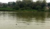 Bắc Giang: Phát hiện thi thể người đàn ông bị trói trôi trên sông Thương