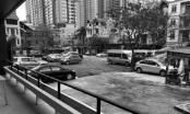 """Hà Nội: Một bãi trông giữ xe trái phép nằm """"ngoài vòng"""" Mệnh lệnh 02?"""