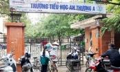 Khởi tố vụ án thầy giáo nghi dâm ô 9 học sinh lớp 3 tại Hà Nội