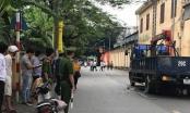 Tạm giữ lái xe tải lùi xe tông chết 3 mẹ con thai phụ ở Hà Nội