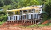 Lâm Đồng: Ngang nhiên xây dựng công trình trái phép tại hồ Tuyền Lâm