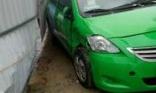 Tài xế taxi Grab tông chết nhân viên trông xe