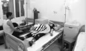 Vợ giám đốc công ty may nhập viện vì bị côn đồ hành hung