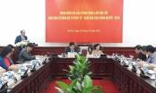 Đoàn kiểm tra trung ương làm việc với Bộ Tư pháp về Năm dân vận chính quyền 2018