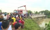 Thanh Hóa: Tìm thấy xe taxi cùng xác người dưới cầu Vàng