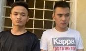 Bắt giam 2 kẻ côn đồ dùng chất bẩn ném vào cửa hàng quần áo