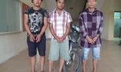 Cảnh sát cơ động bắt quả tang 3 đối tượng tàng trữ ma túy