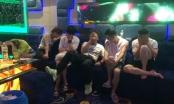 Đà Nẵng: Đột nhập quán hát, bắt giữ 37 đối tượng dương tính với ma tuý