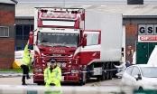 Cảnh sát Anh tiếp tục bắt xe tải nghi chở 15 người nhập cư trái phép
