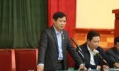 Tạm đình chỉ sinh hoạt Đảng Chánh Văn phòng Thành ủy Hà Nội