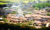 Xuân đến ở ngôi làng quý tộc 600 tuổi xứ kim chi