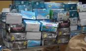 Thu giữ 119.000 khẩu trang y tế vận chuyển trái phép