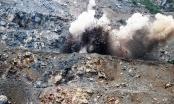 Đề nghị truy tố hình sự giám đốc dùng mìn phá đá gây chết người