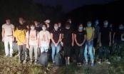 Bắt 45 người nhập cảnh trái phép từ Trung Quốc bằng đường thủy