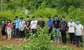 Tiếp tục bắt giữ 15 người Trung Quốc nhập cảnh trái phép