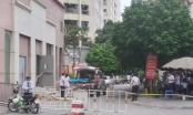 Hà Nội: Bé 6 tuổi rơi từ tầng 12 xuống đất tử vong