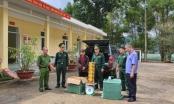 Bắt vụ vận chuyển 80kg pháo trái phép tại Hà Giang