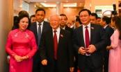 Tổng Bí thư, Chủ tịch nước Nguyễn Phú Trọng: Tạo chuyển biến toàn diện, mạnh mẽ, phát triển Hà Nội nhanh, bền vững