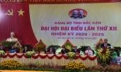 Đại hội đại biểu Đảng bộ tỉnh Bắc Kạn lần thứ XII