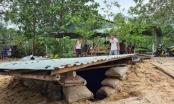 Người dân tự xây hầm ứng phó với cơn bão số 9