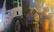 Hà Nội: Phát hiện và xử phạt 35 xe chở rác thải gây ô nhiễm