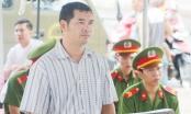 Nổ là đặc phái viên của Văn phòng Chính phủ để xin xe vi phạm giao thông