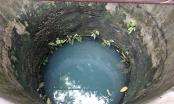 Bàng hoàng phát hiện thi thể người đàn ông dưới giếng