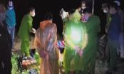Bàng hoàng phát hiện thi thể không quần áo trôi trên sông