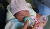 Phát hiện bé gái sơ sinh bị bỏ rơi ở tiệm tạp hóa
