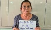Bà trùm đường dây ma túy khủng bị bắt tại Bình Dương