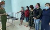 Bắt quả tang 14 quý bà đang sát phạt tại sòng bạc