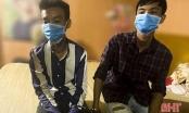 Hà Tĩnh: Bắt giam 2 đối tượng tàng trữ ma tuý tại Đức Thọ