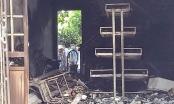 Phát hiện cặp vợ chồng tử vong sau đám cháy kinh hoàng