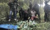 Bộ đội biên phòng bắt giữ 46kg ma tuý cùng nhiều súng đạn