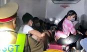 Bắt giữ 15 người trốn trong thùng xe đông lạnh để thông chốt về quê