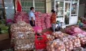 Bắt giữ 4,2 tấn tỏi Trung Quốc nhập lậu vào Tiền Giang
