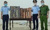 Nghệ An: Bắt vụ vận chuyển 71 kg pháo nổ do nước ngoài sản xuất