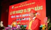 Học viện YDHCT Việt Nam tổ chức Lễ tốt nghiệp và trao bằng cho Tiến sĩ, Thạc sĩ, chuyên khoa cấp 1