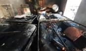Nguồn nước Sông Đà bị nhiễm dầu thải: Cận cảnh kho để dầu của Công ty gốm sứ Thanh Hà